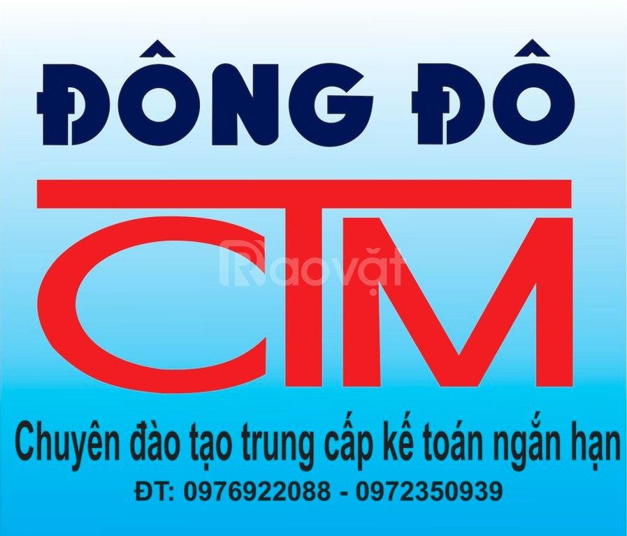 ĐAO TAO TRUNG CAP KE TOAN CHINH QUY NGAN HAN