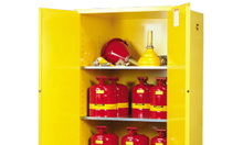Tủ thép để đựng hóa chát an toàn