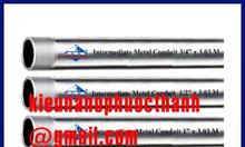 Ống thép ven răng luồn dây điện 0937390567