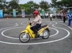 Thi bằng lái xe máy tại tp.hcm, đảm bảo đậu 100%