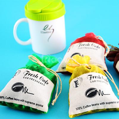 Túi thơm fresh cafe khử mùi oto