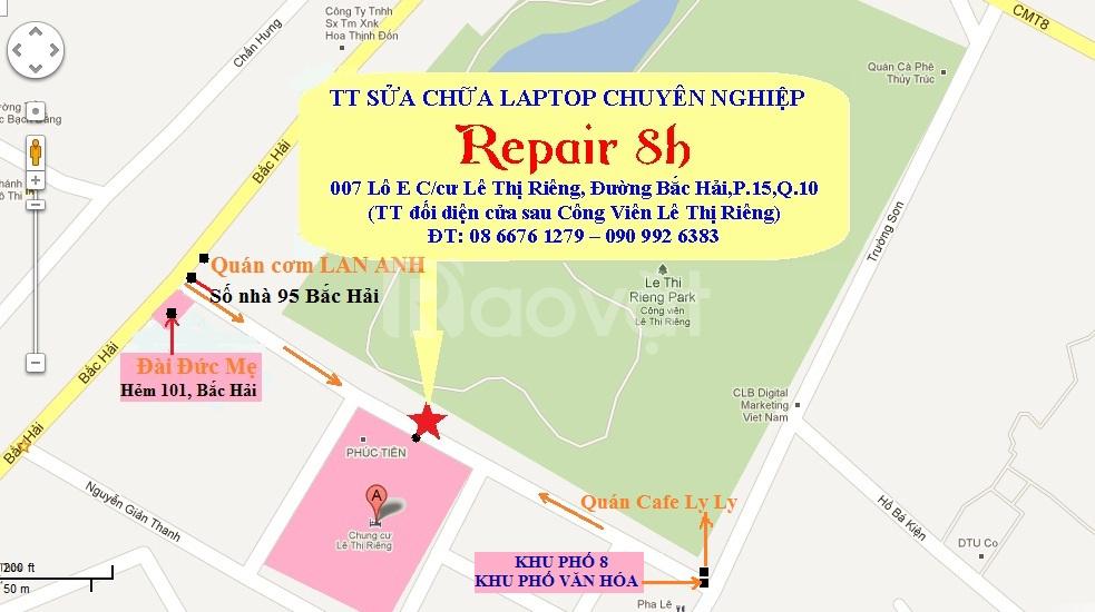 Sửa chữa Laptop Sài Gòn