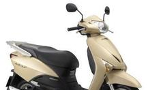 Bán xe honda lead 110cc màu vàng be 2014