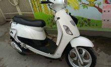 Bán xe máy Bella Suzuki màu trắng chính chủ