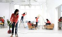 Dịch vụ tổng vệ sinh nhà mới xây dựng