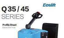 Xe nâng điện thấp CBD, E15, Xe nâng điện đứng lái