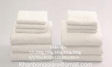 Khăn tắm, khăn khách sạn, khăn mặt xuất khẩu