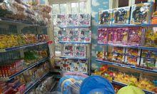 Thanh lý giá kệ siêu thị tại 84 Trần Quang Diệu