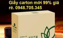 Thung carton cu