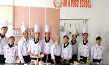 Trường dạy nấu ăn và đào tạo bếp trưởng tại HCM