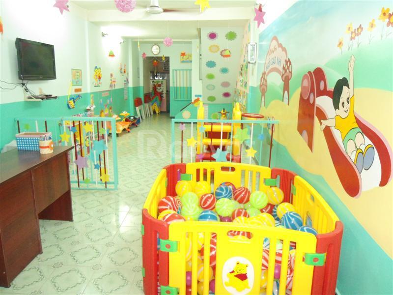 Nhận giữ trẻ tại nhà trẻ - quận Bình Thạnh