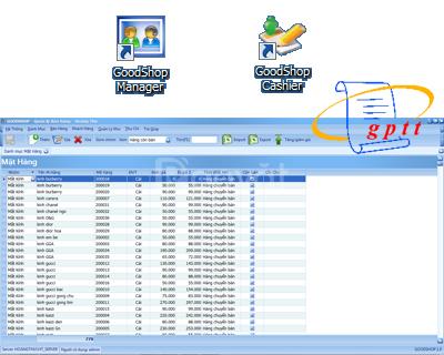Bán Phần mềm quản lý bán hàng gía sock