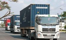 Van chuyen container duong bo