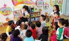 Học Sư phạm mầm non lớp tối và cuối tuần ở Hà Nội