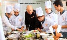 Trường dạy nấu ăn HƯỚNG NGHIỆP ÂU Á tại TPHCM
