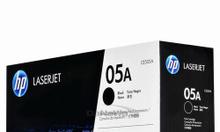 Hộp mực HP 05A, mực máy in HP 2035, 2030, giá rẻ