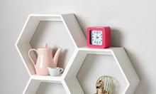 Lựa chọn mẫu kệ gỗ trang trí phòng khách đẹp