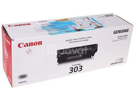 Hộp mực in Canon LBP 303, mực canon 303 giá rẻ