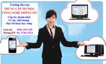Trường dạy NHANH NHẤT bằng trung cấp TIN HỌC, CNTT
