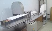 Bán máy sản xuất khăn ướt, giấy napkin, mặt nạ