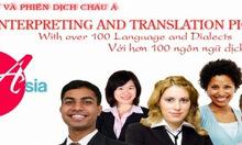 Phiên dịch/Thông dịch tiếng Hàn tại Hàn Quốc