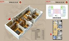 Bán căn số 8,9,10 chung cư 75 Tam Trinh