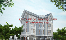 Nhận thiết kế nhà phố, biệt thự, vẽ phối cảnh 3D