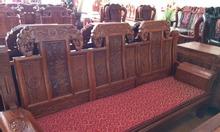 Chuyên sản xuất đệm ghế gỗ, đệm ghế cổ