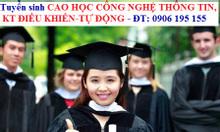 Thi cao học CÔNG NGHỆ THÔNG TIN- không khó