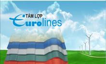 Tấm lợp Eurolines Phát Lộc chống ăn mòn hóa chất