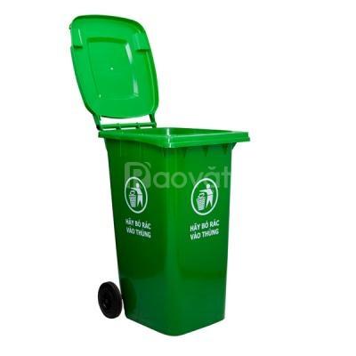Bán thùng rác, xe gom rác Hải Phòng
