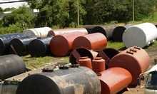 Bán nhiều loại bồn chứa, bồn thép mới và cũ