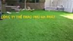 Thảm cỏ xanh