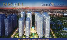 Ra mắt tòa Park 3 Vinhomes Times City Park Hil