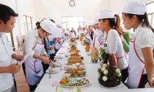 Dạy nghề nấu ăn chuyên nghiệp