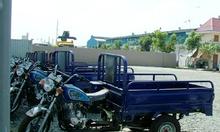 Xe ba gác - xe ba gác lôi chở hàng quận 1