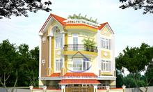 Thiết kế Nhà phố, Biệt thự, quận Gò Vấp, Tân Bình