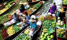 Long An - Tiền Giang - Cái Mơn - Trà Vinh