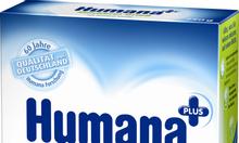 Giảm 50% bột dinh dưỡng ăn dặm Humana