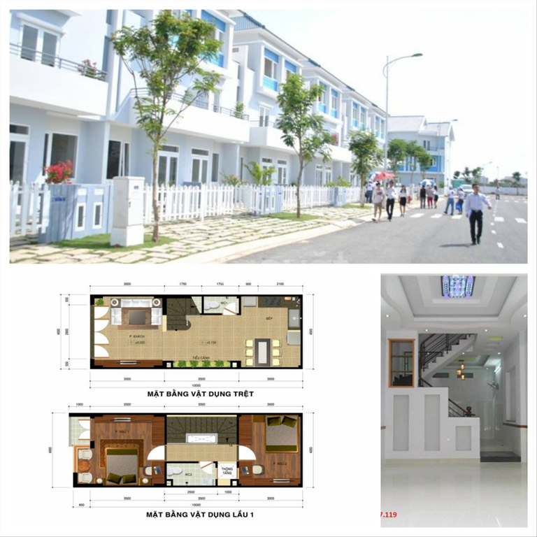 Cơ hội mua nhà ở xã hội Hóc Môn, TPHCM