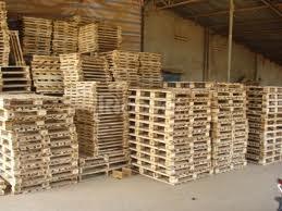 Mua bán pallet gỗ cũ, cung cấp pallet gỗ cũ giá rẻ