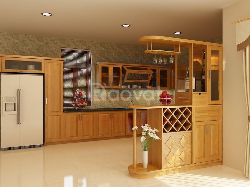 Sơn PU, sửa chữa, đóng mới đồ gỗ huyện Bình Chánh