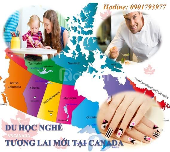 Đầu bếp, Nail, Bảo mẫu - Cơ hội định cư Canada