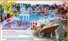 Chương trình tết Việt tại vườn vua resort & villas