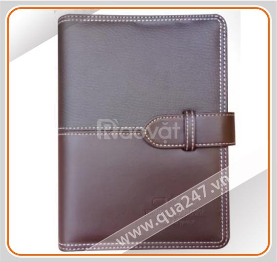 Chuyên sản xuất các loại sổ da, bìa còng, gáy dán