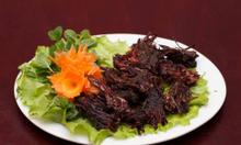 Thịt trâu gác bếp Điện Biên giá 899.000 VNĐ/kg