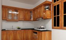 tủ bếp gỗ xoan đào 1,5tr md rẻ nhất hà nội