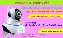 Camera thông minh IP WIFI không dây Bình Dương