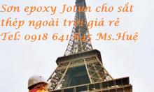 Sơn epoxy Jotun cho sắt thép ngoài trời giá rẻ