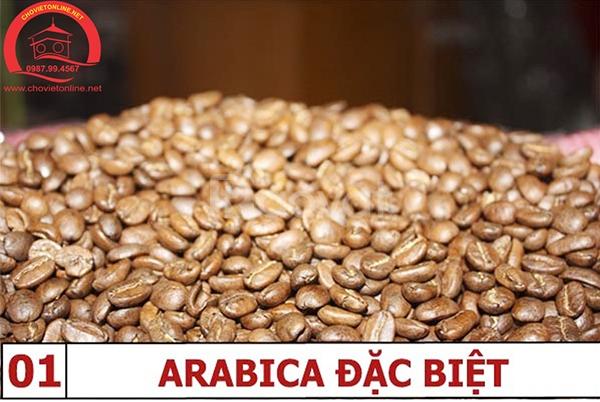 Cà phê Arabica đặc biệt làm quà tết ngon hết biết